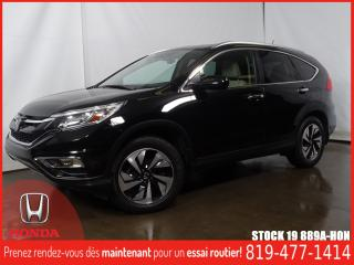 Used 2016 Honda CR-V Touring+CUIR+TOITOUV+MAG+FOG+++ for sale in Drummondville, QC