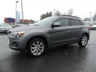Used 2014 Mitsubishi RVR GT AWD TOIT PANO for sale in St-Georges, QC