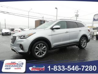 Used 2018 Hyundai Santa Fe XL V6 AWD LUXURY 6 PASSAGERS for sale in St-Georges, QC