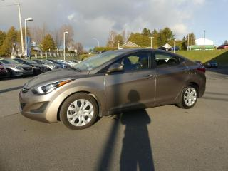 Used 2015 Hyundai Elantra GL Autom. for sale in St-Georges, QC