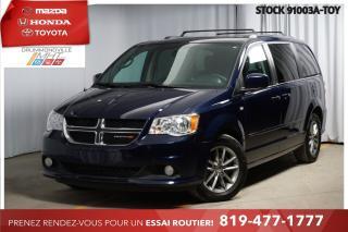Used 2014 Dodge Grand Caravan 30E ANNIVERSAIRE* STOW N GO* RARE* for sale in Drummondville, QC