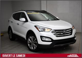 Used 2016 Hyundai Santa Fe Sport 2.0T LIMITÉ AWD GPS TOIT CUIR for sale in Montréal, QC
