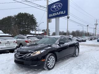 Used 2013 Mazda MAZDA6 Berline 4 portes I4, boîte automatique, for sale in Victoriaville, QC