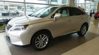 Used 2015 Lexus RX 350 Sportdesign AWD for sale in Laval, QC