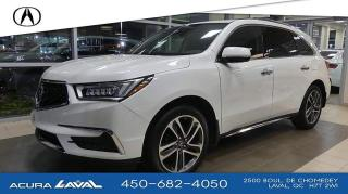 Used 2017 Acura MDX Navigation, SH-AWD for sale in Laval, QC