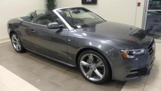 Used 2013 Audi A5 Prestige Convertible awd for sale in Laval, QC