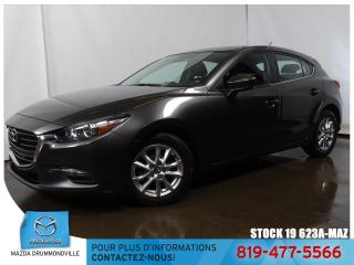 Used 2017 Mazda MAZDA3 Sport GS|SIEGCHAUF|CAMERA|MAG|BLUETOOTH| for sale in Drummondville, QC
