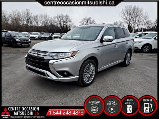 Used 2019 Mitsubishi Outlander PHEV LIMITED HYBRIDE BRANCHABLE S-AWC for sale in Blainville, QC