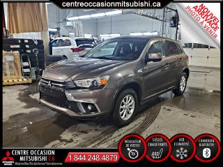 Used 2018 Mitsubishi RVR SE AWC / 4X4  CARPLAY + ANDROID AUTO for sale in Blainville, QC