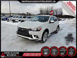 Used 2019 Mitsubishi RVR SE AWC 4X4 + CLIM + CRUISE + CAMERA + BL for sale in Blainville, QC