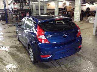 Used 2016 Hyundai Accent Voiture à hayon, 5 portes, boîte automat for sale in Québec, QC