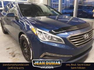 Used 2015 Hyundai Sonata Berline 4 porte 2.4L Auto GL for sale in St-Félicien, QC