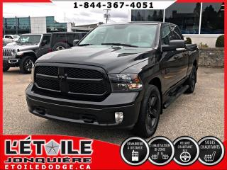 Used 2018 RAM 1500 BIGHORN CREWCAB ECODIESEL, DEMARREUR A D for sale in Jonquière, QC