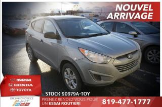 Used 2012 Hyundai Tucson GL| BLUETOOTH| SIÈGES CHAUFFANTS for sale in Drummondville, QC