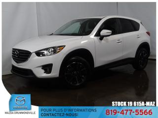 Used 2016 Mazda CX-5 GS|TOITOUV|SIEGCHAUF|CAMERA|BLUETOOTH| for sale in Drummondville, QC