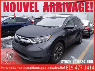 Used 2017 Honda CR-V LX+AWD+CAMÉRA+SIEGCHAUFF+BLUETOOTH++ for sale in Drummondville, QC