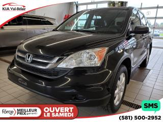 Used 2010 Honda CR-V *LX*CECI EST UN CR-V 2011* for sale in Québec, QC