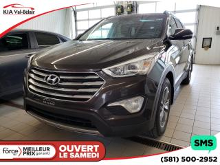 Used 2015 Hyundai Santa Fe *XL** LUXURY*CECI EST UN 2016* for sale in Québec, QC