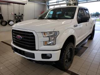 Used 2015 Ford F-150 *XLT*4PORTES*CAMÉRA*TOIT OUVRANT* for sale in Québec, QC
