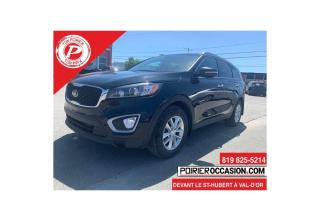 Used 2018 Kia Sorento LX Turbo RÉGULATEUR DE VITESSE for sale in Val-D'or, QC