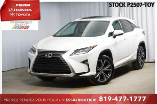 Used 2016 Lexus RX 350 LUXURY      ECRAN 12.3+JANTES HAUT DE GAMME for sale in Drummondville, QC