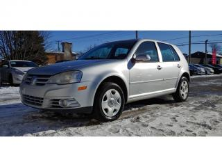 Used 2010 Volkswagen City Golf Man 5speed for sale in St-Jérôme, QC