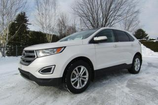 Used 2016 Ford Edge 4 portes SEL, Traction intégrale for sale in Thetford Mines, QC