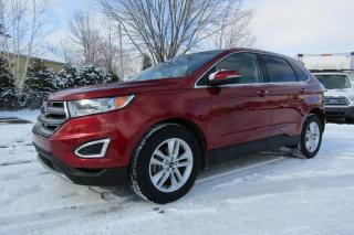 Used 2015 Ford Edge 4 portes SEL, Traction avant for sale in Thetford Mines, QC