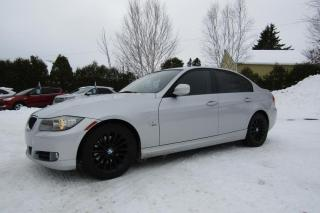 Used 2010 BMW 3 Series 4 portes berline 328i xDrive à traction for sale in Thetford Mines, QC