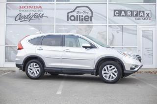 Used 2016 Honda CR-V EX AWD ***GARANTIE GLOBALE JUSQU EN MAI for sale in Québec, QC