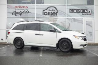 Used 2015 Honda Odyssey Familiale LX ***GARANTIE 10 ANS/200 000 for sale in Québec, QC