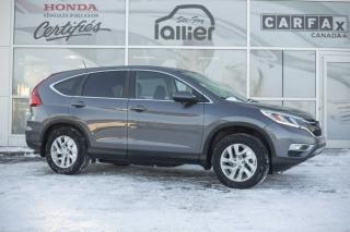 Used 2015 Honda CR-V EX AWD ***GARANTIE GLOBALE JUSQU EN JUIL for sale in Québec, QC