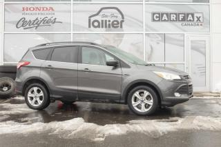 Used 2015 Ford Escape SE AWD ***BAS KILOMETRAGE*** for sale in Québec, QC