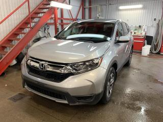 Used 2017 Honda CR-V Traction intégrale 5 portes LX for sale in Rivière-Du-Loup, QC
