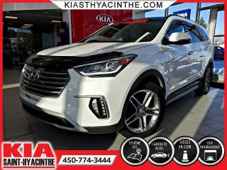 Used 2017 Hyundai Santa Fe XL Limited V6 AWD ** NAVI / CUIR / TOIT for sale in St-Hyacinthe, QC
