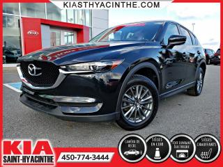 Used 2018 Mazda CX-5 GS AWD ** TOIT OUVRANT / CUIR for sale in St-Hyacinthe, QC