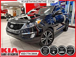 Used 2015 Kia Sportage SX TURBO AWD ** CAMÉRA DE RECUL for sale in St-Hyacinthe, QC