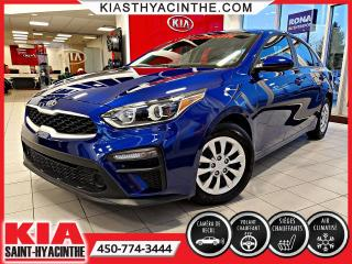 Used 2019 Kia Forte LX * CAMÉRA DE RECUL / SIÈGES CHAUFFANTS for sale in St-Hyacinthe, QC