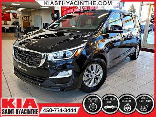 Used 2020 Kia Sedona LX+ * CAMÉRA DE RECUL / VOLANT CHAUFFANT for sale in St-Hyacinthe, QC