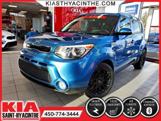 Used 2015 Kia Soul EX ** SIÈGES CHAUFFANTS / BLUETOOTH for sale in St-Hyacinthe, QC