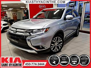 Used 2016 Mitsubishi Outlander SE AWC ** TOIT OUVRANT for sale in St-Hyacinthe, QC