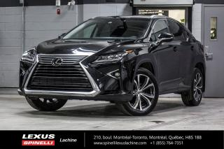 Used 2017 Lexus RX 350 LUXURY AWD; **RESERVE / ON-HOLD** NAVIGATION - MONITEUR ANGLES MORTS - VOLANT CHAUFFANT - PRÉ COLLISION - MAGS 20'' for sale in Lachine, QC