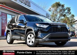 Used 2019 Toyota RAV4 XLE FWD CLÉ INTÉLLIGENT, SIÈGES CHAUFFANT, COFFRE ÉLECTRIQUE for sale in Pointe-Claire, QC