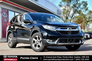 Used 2017 Honda CR-V EX-L BAS KM! CUIR, TOIT, MAGS for sale in Pointe-Claire, QC