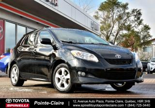 Used 2014 Toyota Matrix TOURING MAGS, TOIT, FOGS for sale in Pointe-Claire, QC