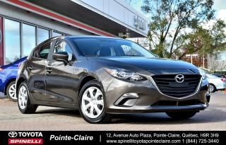 Used 2016 Mazda MAZDA3 GX SPORT HATCH BACK for sale in Pointe-Claire, QC