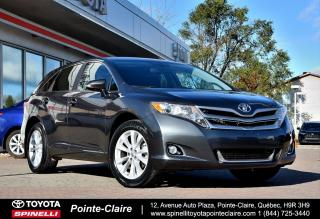 Used 2016 Toyota Venza LE FWD for sale in Pointe-Claire, QC
