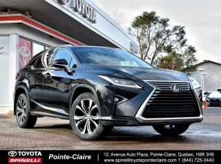 Used 2017 Lexus RX 350 LUXURY PNEUS D'HIVER NEUF! for sale in Pointe-Claire, QC
