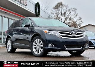 Used 2015 Toyota Venza FWD XLE BPKG for sale in Pointe-Claire, QC