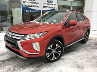 Used 2018 Mitsubishi Eclipse Cross AWD for sale in St-Georges, QC
